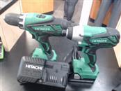 HITACHI Cordless Drill & impact combo